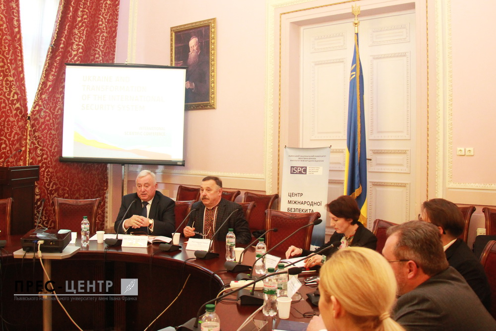 Ukrainian and Polish experts discuss the development of Ukraine in the context of international security system transformation