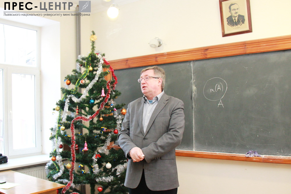 В Університеті відбуваються традиційні Різдвяні дискусії