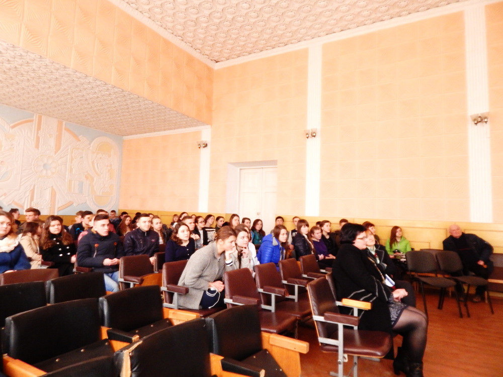 Делегація Університету відвідала  Бучацьку гімназію імені Володимира Гнатюка