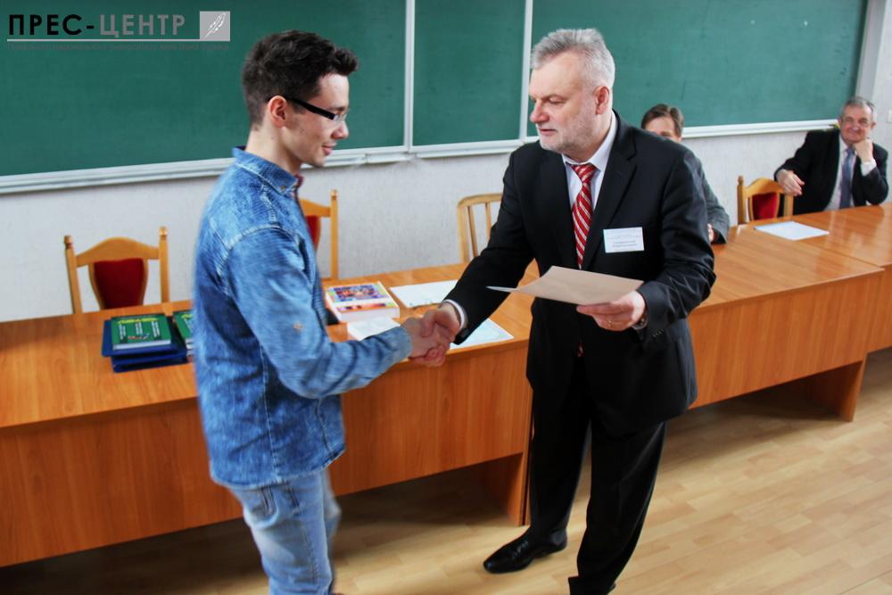 В ЛНУ ім. Івана Франка підвели підсумки Всеукраїнської олімпіади з хімії серед студентів класичних та педагогічних університетів