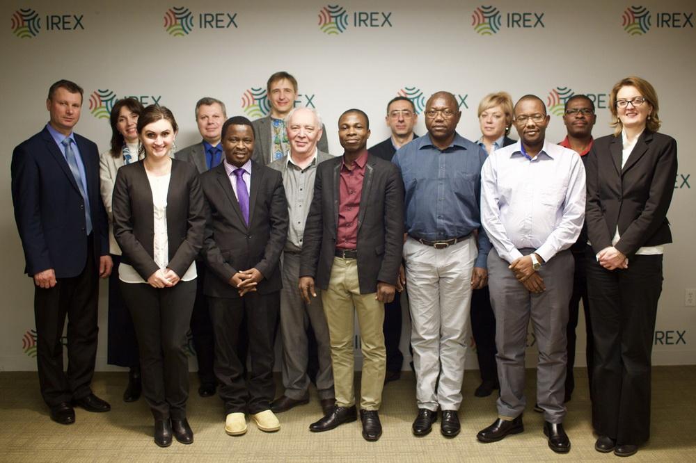 Американський досвід підтримки адміністрування університетів  (Григорій Дмитрів про стажування за програмою UASP від IREX)