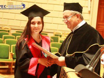 74 випускники хімічного факультету отримали дипломи про вищу освіту
