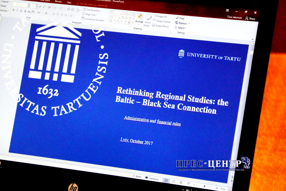 RETHINKING REGIONAL STUDIES: THE BALTIC-BLACK SEA CONNECTION