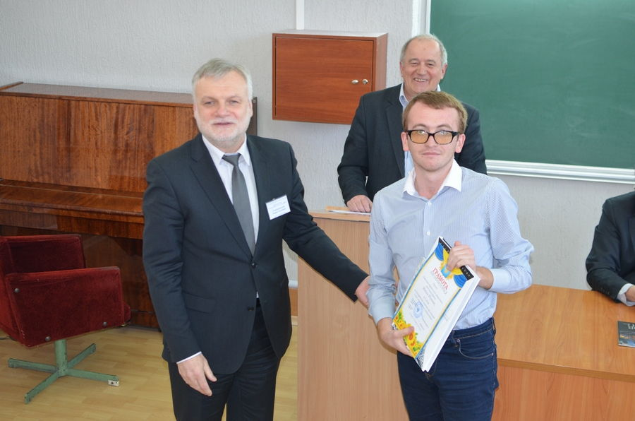 Студент Університету – переможець Всеукраїнської студентської олімпіади з хімії