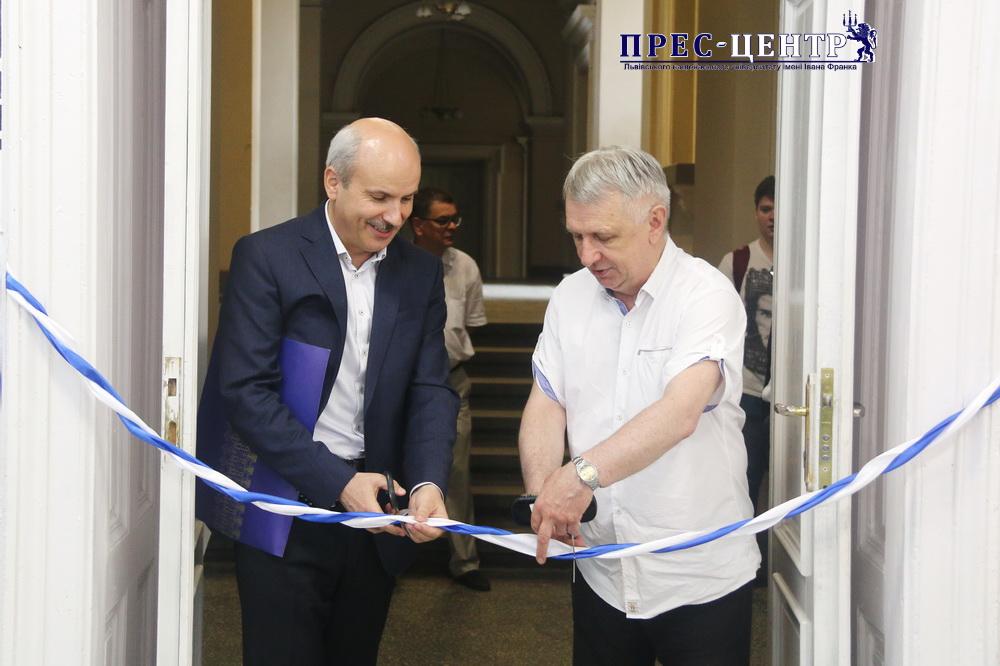 ІТ-корпорація SoftServe відкрила «Лабораторію інновацій» у Львівському університеті