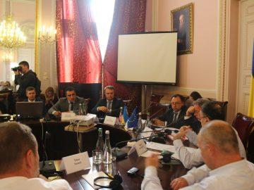 У Львівському університеті відбулося засідання Комітету асоціації між Україною та ЄС