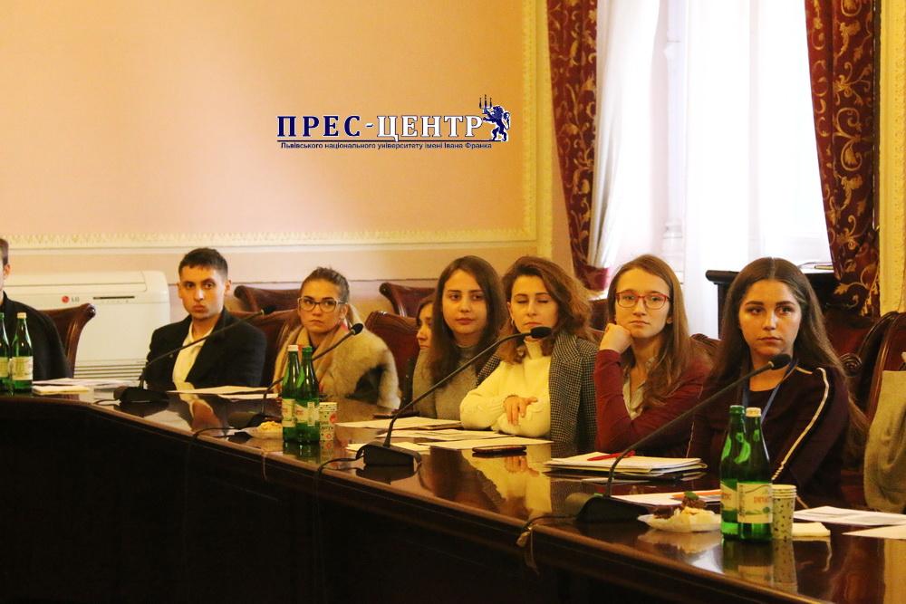 У Львівському університету відбулися німецько-українські «Розмови про кар'єру»
