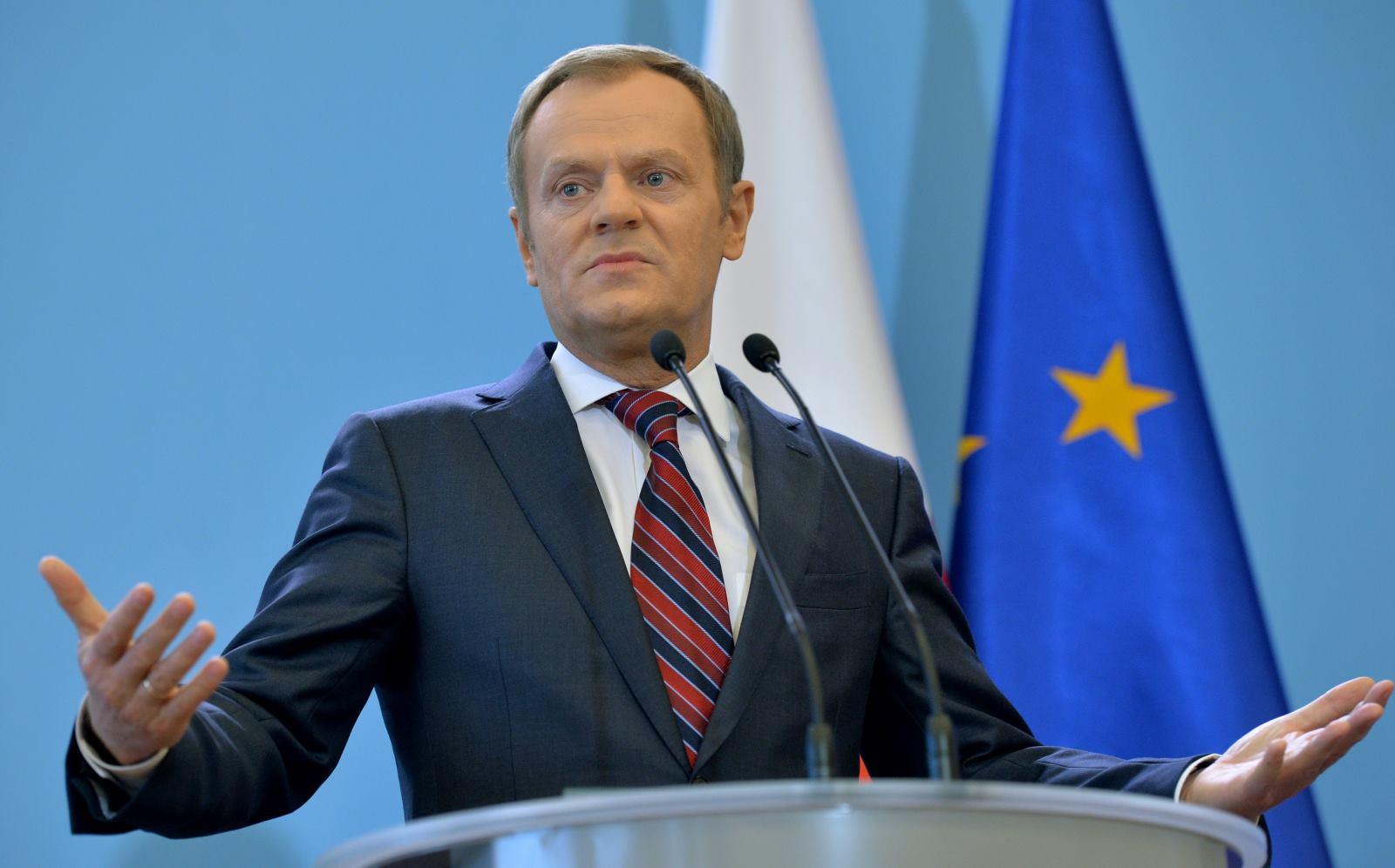 20 лютого Дональд Туск, президент Європейської Ради, відвідає Університет