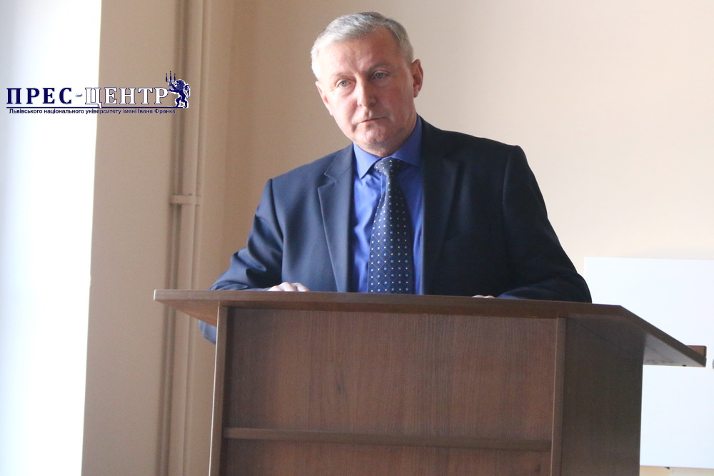 Деканом історичного факультету обрали професора Степана Качарабу