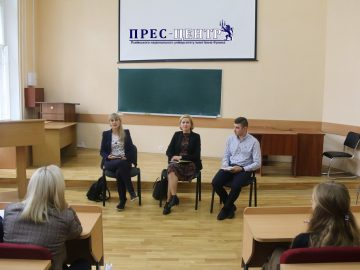 Відбулася дискусія «Куди ми йдемо? Майбутнє вищої освіти»