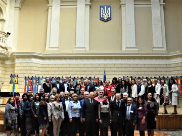 Розпочала роботу  Міжнародна науково-практична конференція «Сучасна парадигма публічного управління»