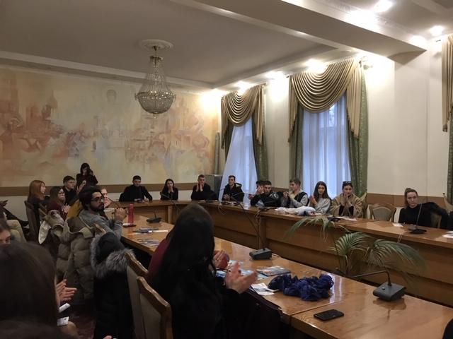 Університет відвідали студенти та викладачі молдовських університетів