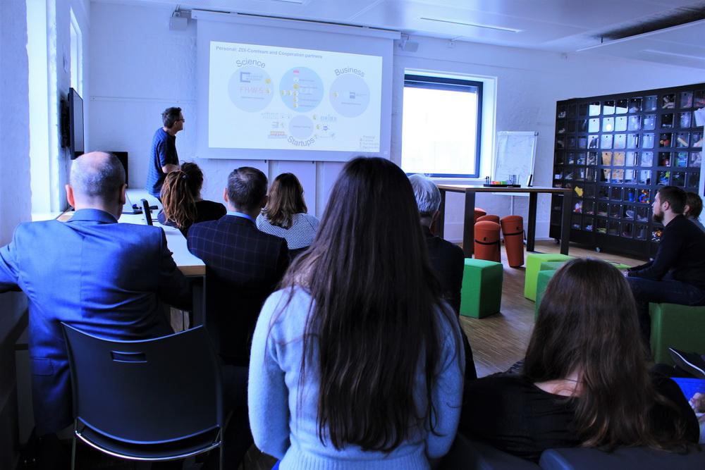 У Вюрцбурзькому університеті делегація ЛНУ ім. Івана Франка працювала над розвитком партнерства у сфері трансферу технологій