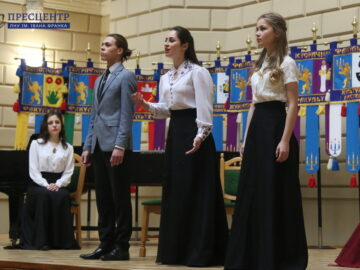Відбулася Урочиста академія з нагоди 150-річчя від Дня народження Лесі Українки