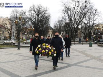 Відбулася урочиста академія з нагоди 207-ї річниці від Дня народження Тараса Шевченка