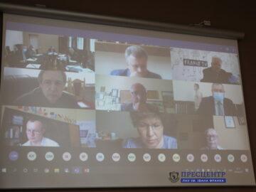 В Університеті триває процес обрання на посади завідувачів кафедр