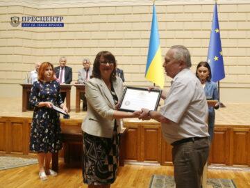 Відбулися урочистості з нагоди 50-річчя заснування Західного наукового центру НАН України та МОН України