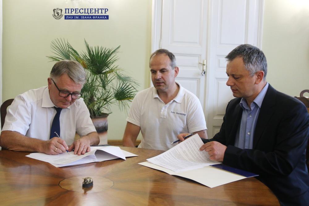 Львівський університет та компанія GlobalLogic поглиблюють освітню та інноваційну співпрацю